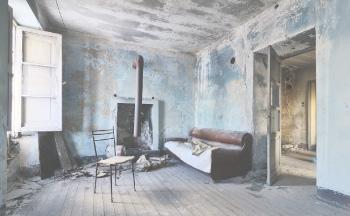 廃墟 廃屋