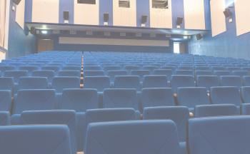 ホール 映画館