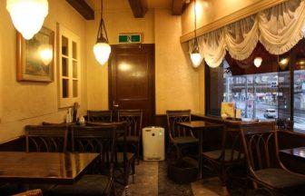 文京区 喫茶店