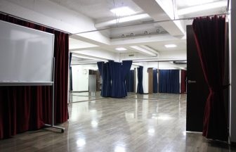 新宿区 ダンススタジオ