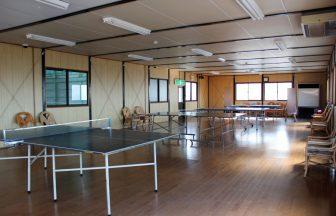 東京市内 卓球場