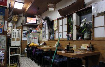 台東区 定食屋