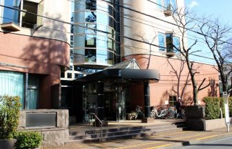 東京市内 市民センター(外観)