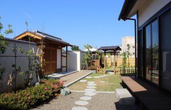 千葉県 茶室(日本庭園)