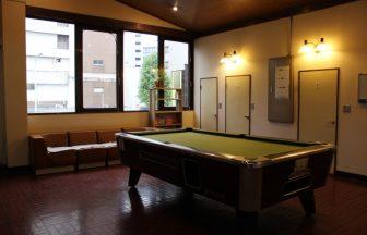 23区内 ビリヤード 卓球