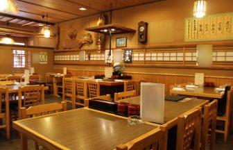 台東区 蕎麦屋