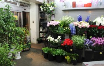 渋谷区 花屋
