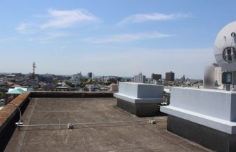 千葉県 屋上