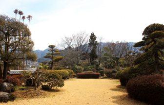 山梨県 日本庭園