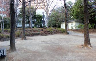 東京市内 公園