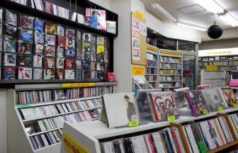 23区内  CDレコード店