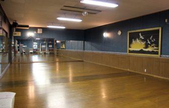 東京市内 ダンススタジオ