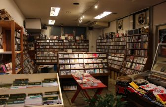 東京市内 レコード店
