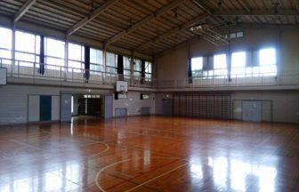 東京市内 小学校(体育館)