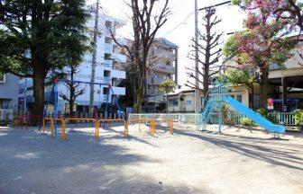 23区内 公園と神社
