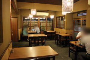 23区内 蕎麦屋