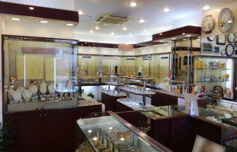 神奈川県 メガネ宝石店