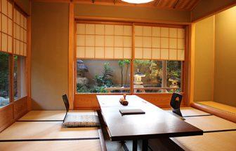 埼玉県 料亭和室
