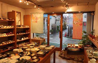 渋谷区 陶器店
