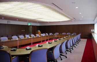 神奈川県 議事室