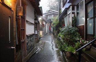東京都内 路地