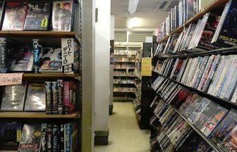 神奈川県 レンタルビデオ店