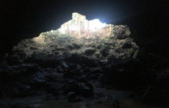 関東 洞窟