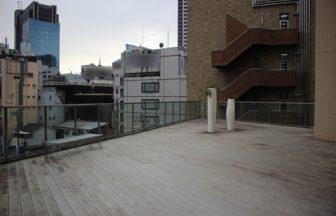 神奈川県 ビル屋上