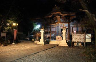 東京市内 神社