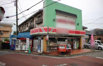 東京市内 コンビニ商店