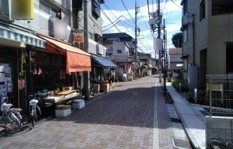 東京市内 商店街