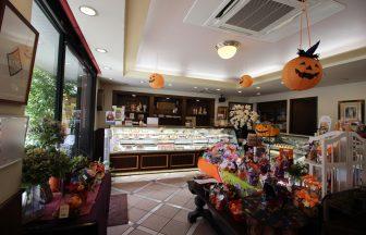 ケーキ売り場(1階)
