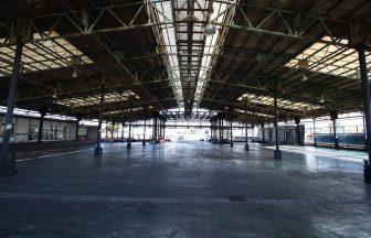 関東 廃工場