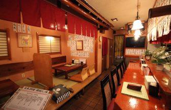 23区内 日本料理店